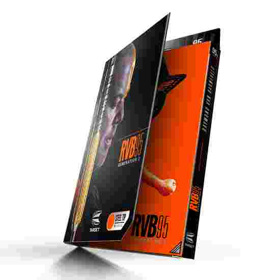 "Target Steeldartpfeil ""Raymond Van Barneveld RVB 95% Gen 2"" 21 g"