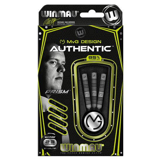 "Winmau Steeldartpfeil ""Michael van Gerwen Authentic"" 23 g"