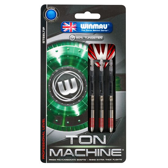 "Winmau Steeldartpfeil ""Ton Machine"" 24 g"
