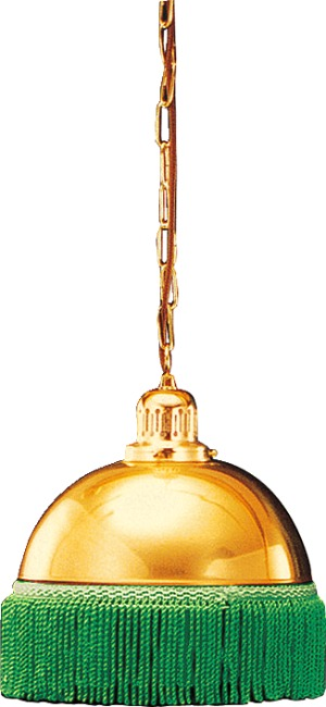"""Automaten Hoffmann Billardlampe """"Paris"""" Einflammig"""