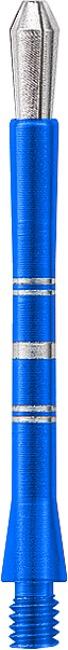 "Kings Dart® Schaft ""Tiger Grip"" Medium = 45 mm, Blau"