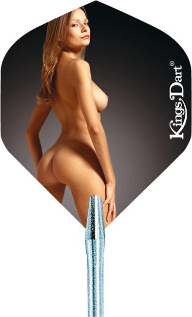 """Kings Dart® Dart Flight """"HD 150"""" Lady"""