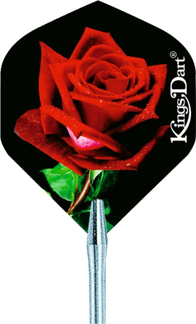 "Kings Dart® Flight ""HD 100"" Rose"