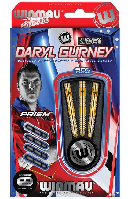 """Winmau® Steeldartpfeil """"Daryl Gurney"""" 23 g"""