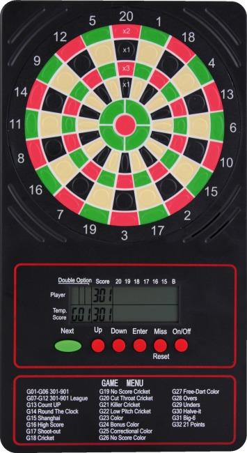 """Winmau® Touchpad """"Scorer"""""""