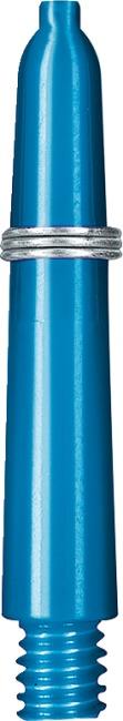 "Kings Dart Schaft ""Nylon"" Blau, X-Short = 28 mm"