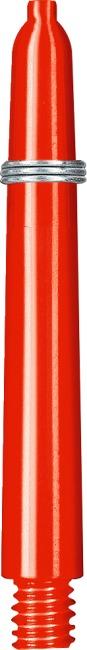 """Kings Dart Schaft """"Nylon"""" Rot, Short = 35 mm"""
