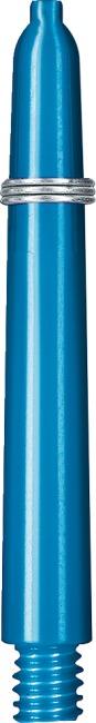 "Kings Dart Schaft ""Nylon"" Blau, Short = 35 mm"