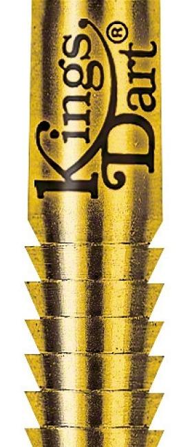 "Kings Dart Softdartpfeil World Cup ""Gold Edition"" 16 g"