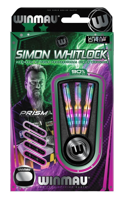 "Winmau Softdartpfeil ""Simon Whitlock Urban Grip"" 18 g"