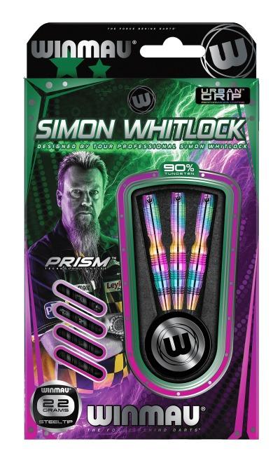 "Winmau Steeldartpfeil ""Simon Whitlock Urban Grip"" 22 g"