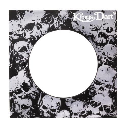 "Kings Dart Dartboard Surround ""Skull"""