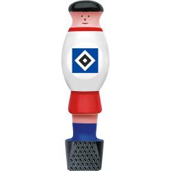 "Automaten Hoffmann Kickerfigur ""Bundesliga"" Hamburger SV, 11er Set"