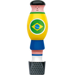 """Automaten Hoffmann Kickerfigur """"Nationalmannschaft"""" Brasilien, 1 Stück"""