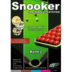 Buch PAT-Trainingsheft Snooker Band 2