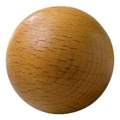Der schnelle Holz-Kickerball