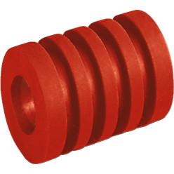Rückstoß-Stangenpuffer lang (40mm)