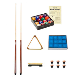 Automaten Hoffmann Pool-Billard Set