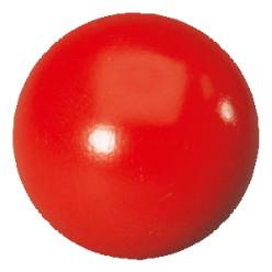 Der harte, glatte Kickerball, Rot
