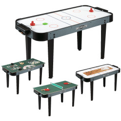 "Automaten Hoffmann Air Hockey ""Multistar"""