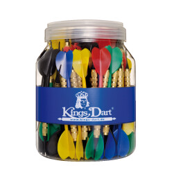 "Kings Dart® Softdartpfeile ""Standard"""