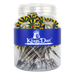 "Kings Dart® Softdartpfeile ""Turnier"""
