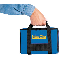 "Kings Dart® Turnier-Dartkoffer ""Comfort"""