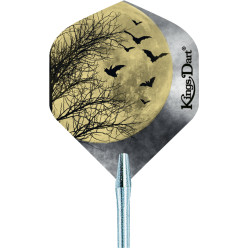 "Kings Dart® Flight ""HD 100"" Full Moon"