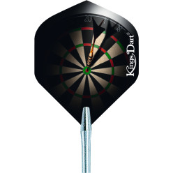 "Kings Dart® Dart Flight ""HD 100"""