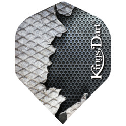"Kings Dart® Flight ""Metall"" Eisen"
