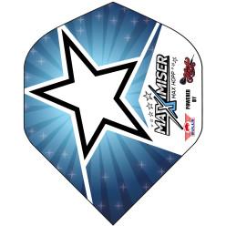 """Bull's NL Flight """"Max Hopp Blue Star"""""""