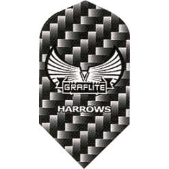 """Harrows® Flight """"Graphite"""" Slim"""