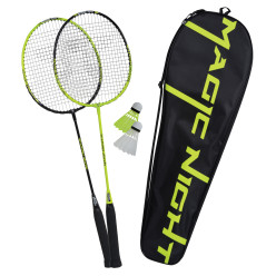 "Talbot Torro® Badminton-Set ""Magic Night"""