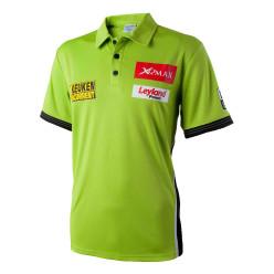 Max Michael van Gerwen Replica Matchshirt 2015