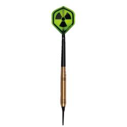 "Kings Dart® Softdartpfeil ""Radioactive"""