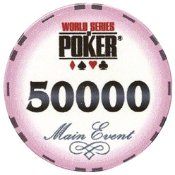 Main Event Ceramic-Pokerchips
