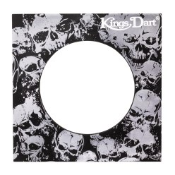 "Kings Dart Dartboard Surround ""Skull"""