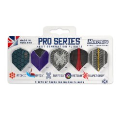 Harrows Pro Series 5 Flight Pack