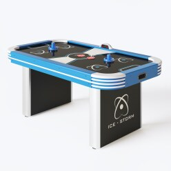 "Sportime® LED-Airhockey-Tisch ""Ice Storm 5,5 ft"""