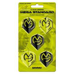 "Winmau Flight-Collection ""Michael van Gerwen Mega Standard"""