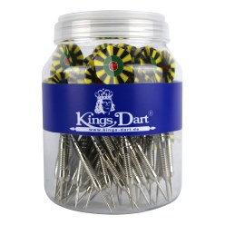 "Kings Dart Kings Dart Steeldartpfeile ""Turnier"""