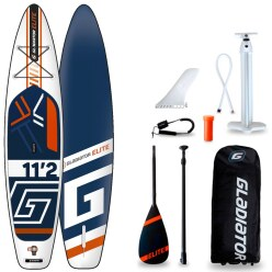 "Gladiator Stand Up Paddling Board Set ""Elite 2021 11.2"""