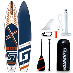 "Gladiator Stand Up Paddling Board Set ""Elite 2021 12.6 S"""