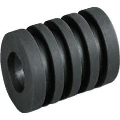 Rückstoß-Stangenpuffer für 16 mm Stangen 20 mm, 8er Set