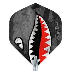 """Kings Dart® Flight """"HD 100"""" Bullseye"""