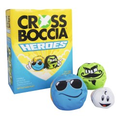 "Crossboccia Doublepack ""Heroes"" Blond & Muffin"