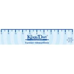 Kings Dart® Turnier-Abwurflinie