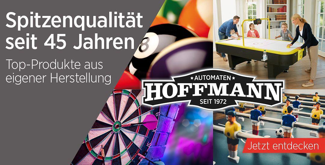 Spitzenqualität von Automaten Hoffmann seit 45 Jahren!